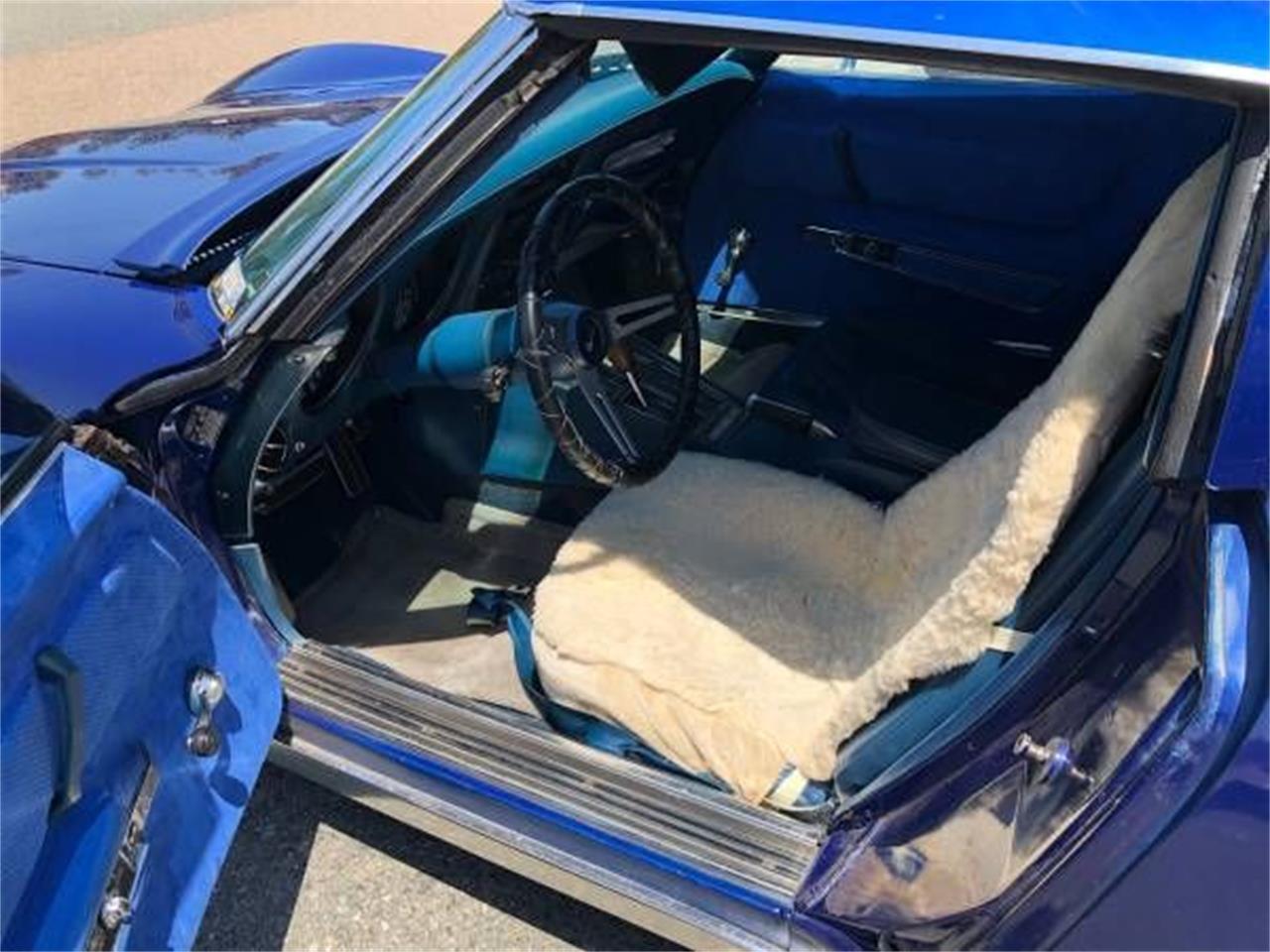 1971 Chevrolet Corvette (CC-1380358) for sale in Cadillac, Michigan