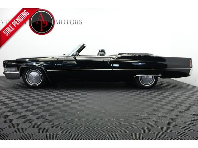 1970 Cadillac DeVille (CC-1383598) for sale in Statesville, North Carolina