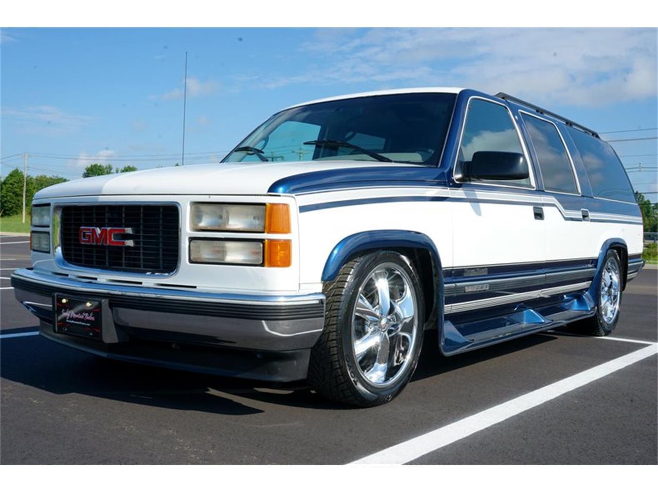 1995 GMC Suburban (CC-1383602) for sale in Lenoir City, Tennessee