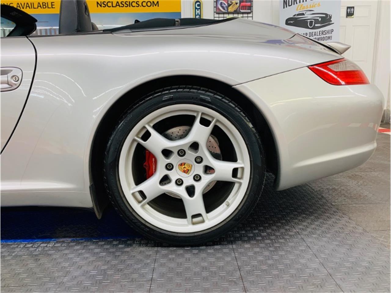 2007 Porsche 911 Carrera S (CC-1383608) for sale in Mundelein, Illinois