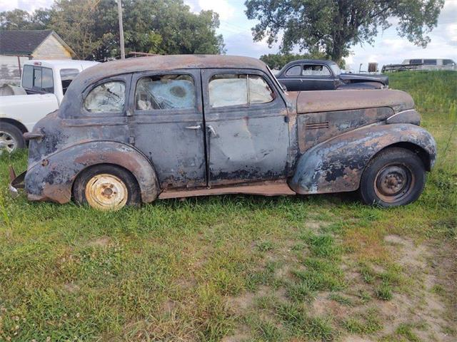 1939 Pontiac 4-Dr Sedan (CC-1383611) for sale in Parkers Prairie, Minnesota