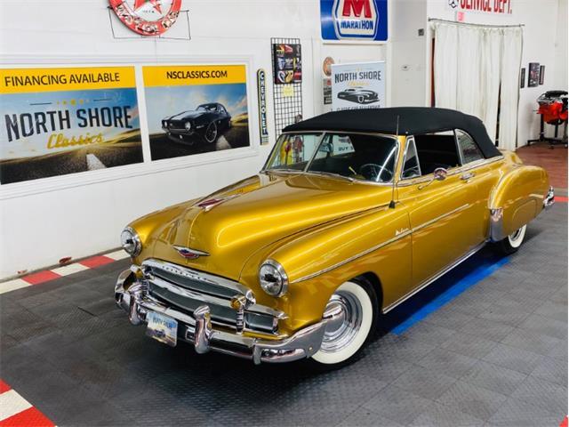 1950 Chevrolet Deluxe (CC-1383612) for sale in Mundelein, Illinois