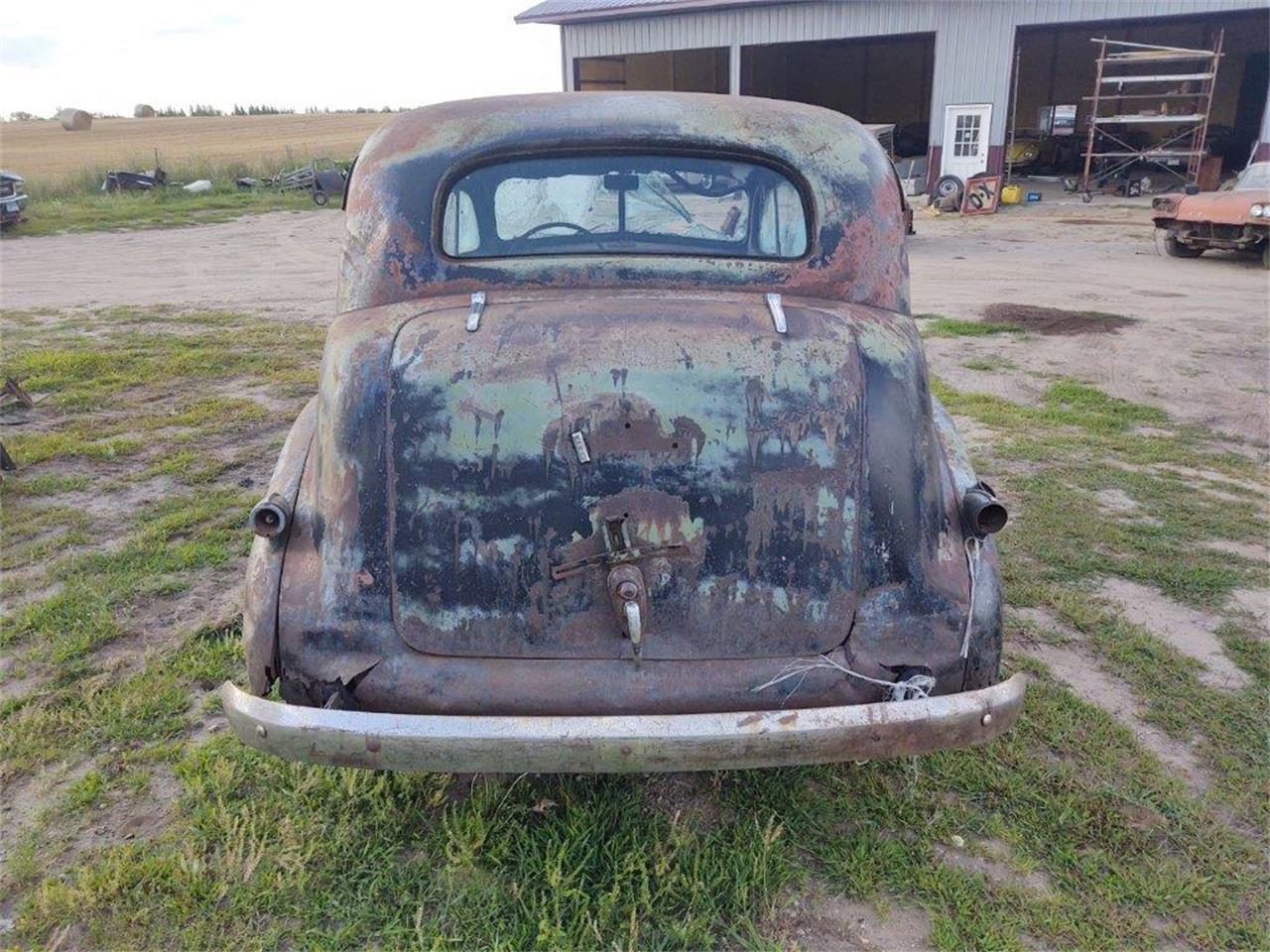 1939 Pontiac 2-Dr Sedan (CC-1383617) for sale in Parkers Prairie, Minnesota