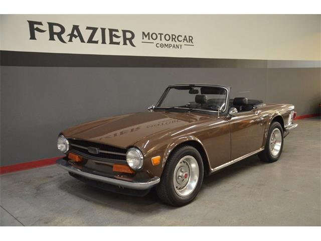 1974 Triumph TR6 (CC-1383635) for sale in Lebanon, Tennessee