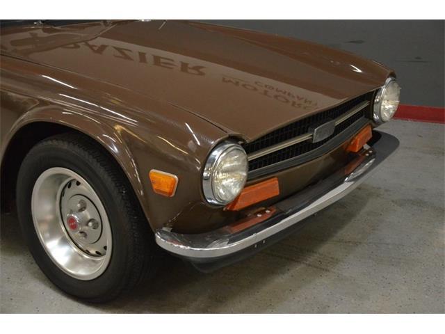 1974 Triumph TR6 (CC-1383635) for sale in Lebanon, Tennessee