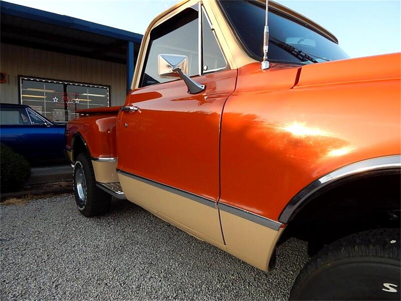 1972 Chevrolet Pickup (CC-1383639) for sale in Wichita Falls, Texas