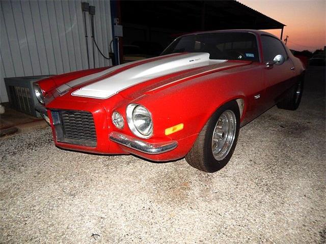 1972 Chevrolet Camaro (CC-1383642) for sale in Wichita Falls, Texas