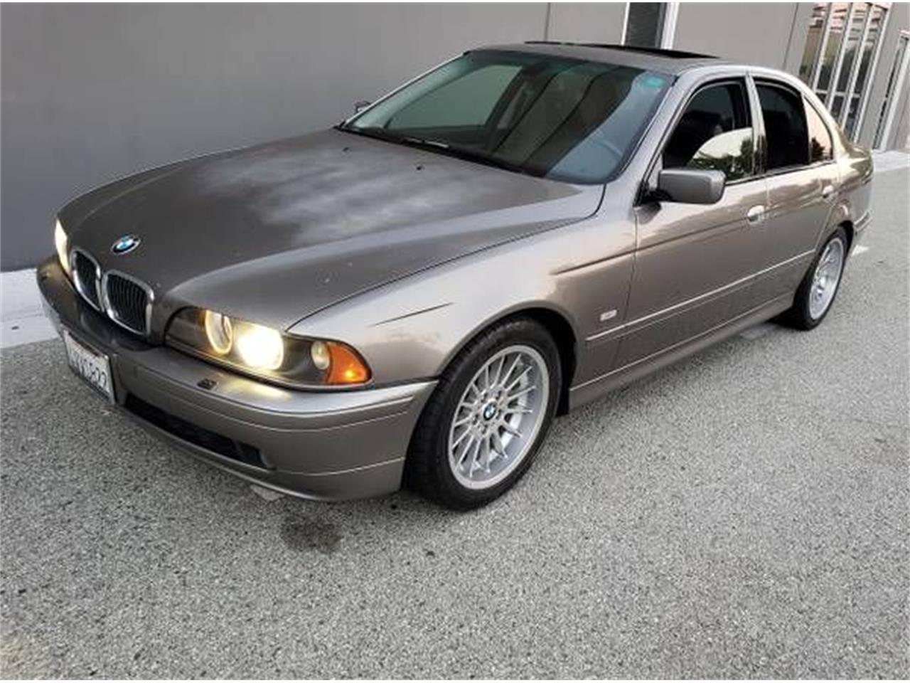 2002 BMW 5 Series (CC-1380367) for sale in Cadillac, Michigan