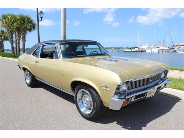 1972 Chevrolet Nova (CC-1383681) for sale in Palmetto, Florida