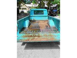 1966 Dodge Pickup (CC-1380369) for sale in Cadillac, Michigan
