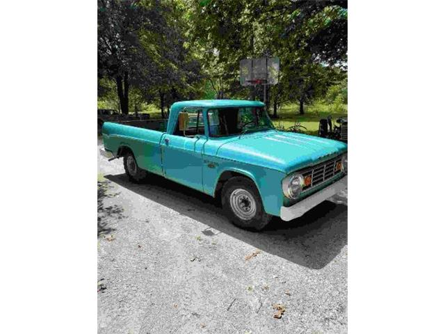 1966 Dodge Pickup (CC-1380369) for sale in Cadillac, Michigan
