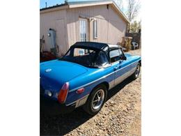 1977 MG MGB (CC-1380370) for sale in Cadillac, Michigan