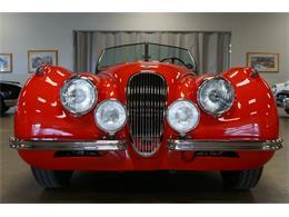 1954 Jaguar XK120 (CC-1383702) for sale in Chicago, Illinois