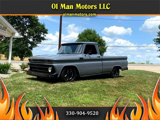 1965 Chevrolet C10 (CC-1383703) for sale in Louisville, Ohio