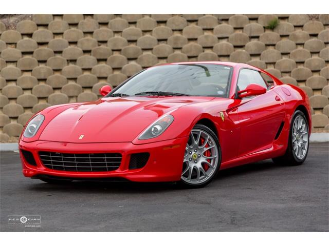 2007 Ferrari 599 (CC-1383707) for sale in San Diego, California