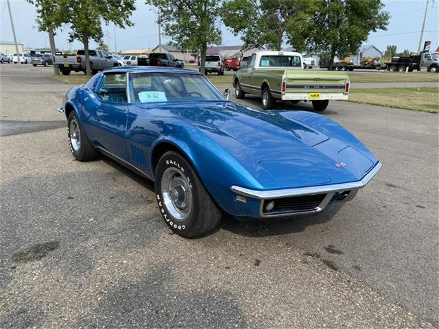 1968 Chevrolet Corvette (CC-1383716) for sale in Webster, South Dakota