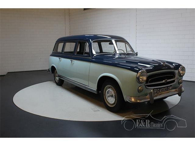 1959 Peugeot 403 (CC-1383728) for sale in Waalwijk, Noord Brabant