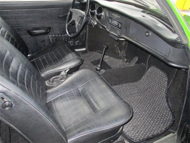 1972 Volkswagen Karmann Ghia (CC-1380373) for sale in Cadillac, Michigan