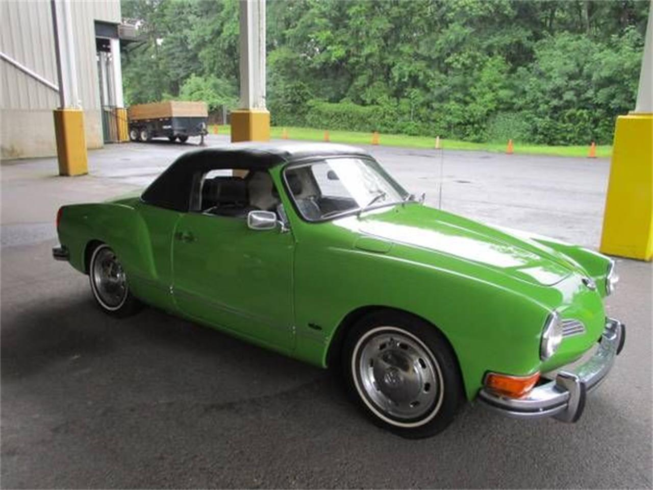 1972 Volkswagen Karmann Ghia (CC-1380373) for sale in Cadillac, Michigan