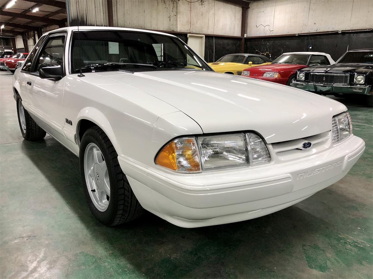1993 Ford Mustang (CC-1383736) for sale in Sherman, Texas