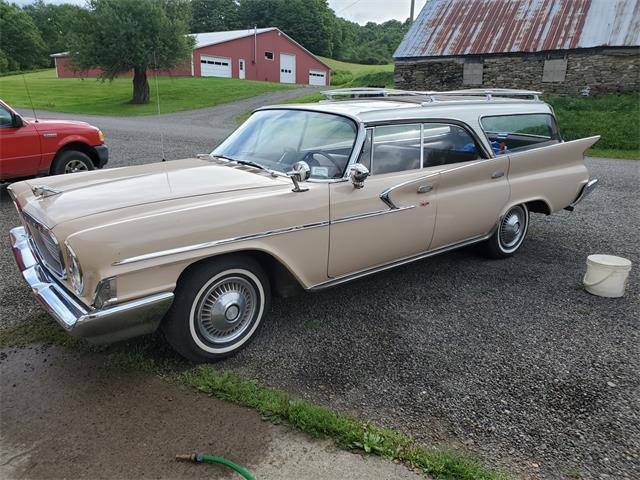 1961 Chrysler Newport (CC-1383740) for sale in DeRuyter, New York