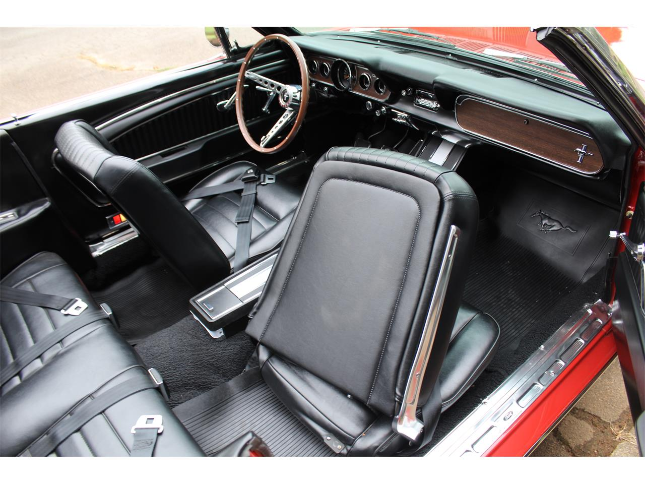 1966 Ford Mustang (CC-1383751) for sale in Roswell, Georgia