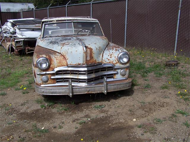 1948 Dodge Wayfarer (CC-1383776) for sale in Fort Bragg, California
