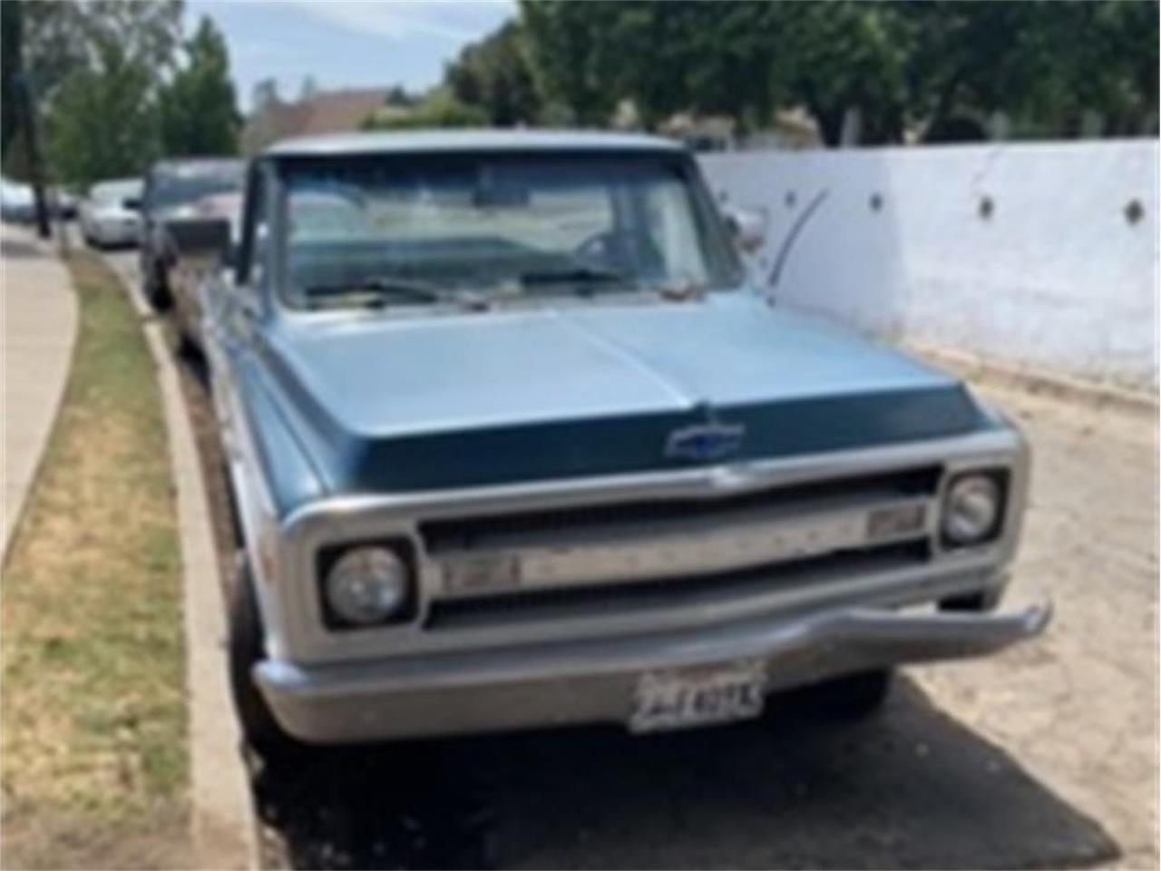 1969 Chevrolet C20 (CC-1383777) for sale in Santa Paula, California