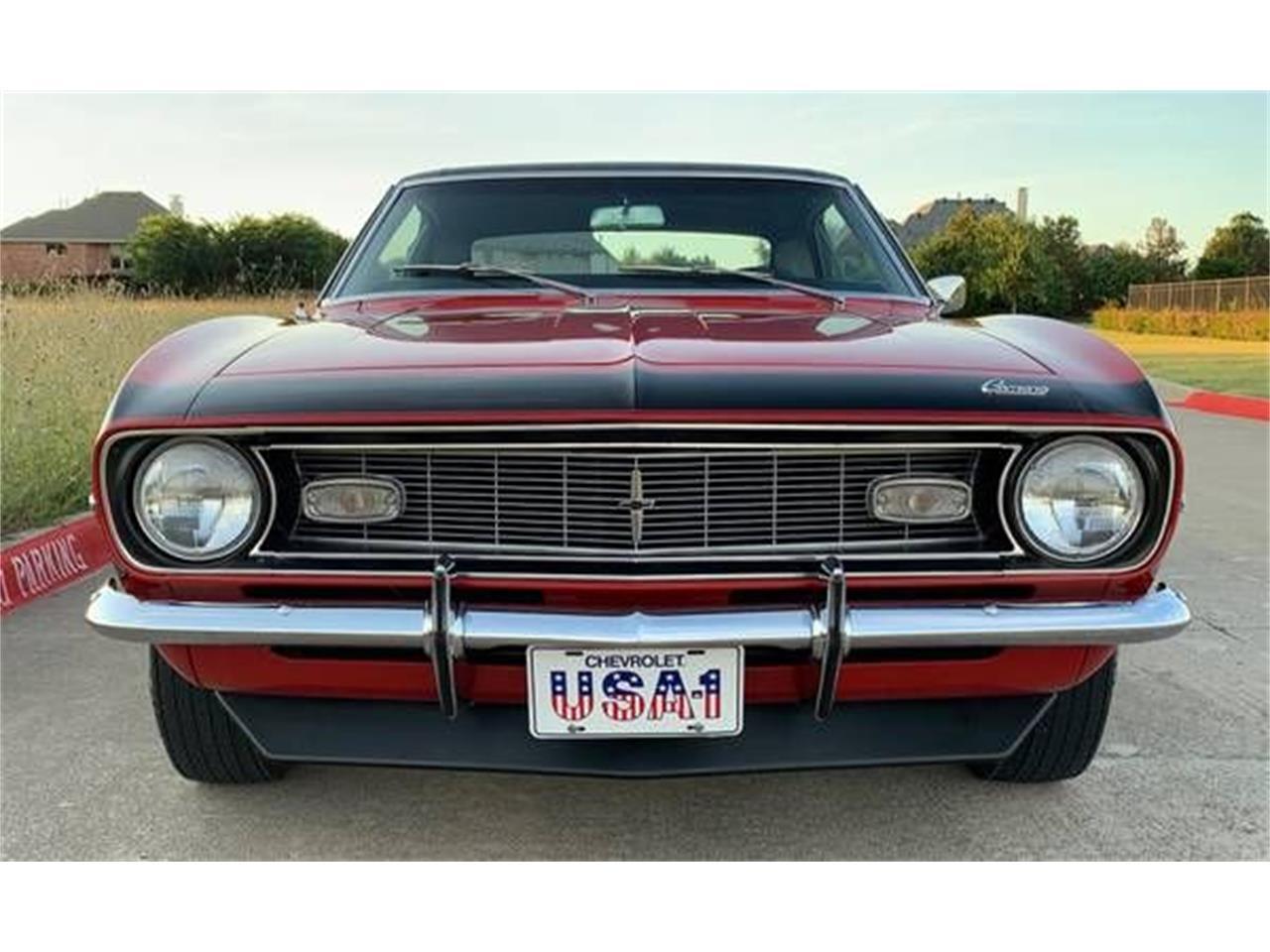 1968 Chevrolet Camaro (CC-1380378) for sale in Cadillac, Michigan
