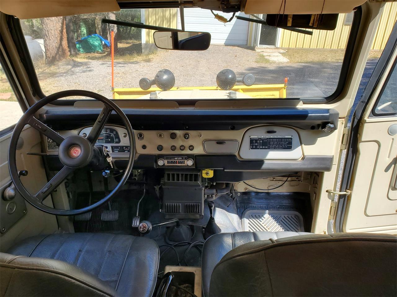 1974 Toyota Land Cruiser FJ (CC-1383780) for sale in Pueblo, Colorado