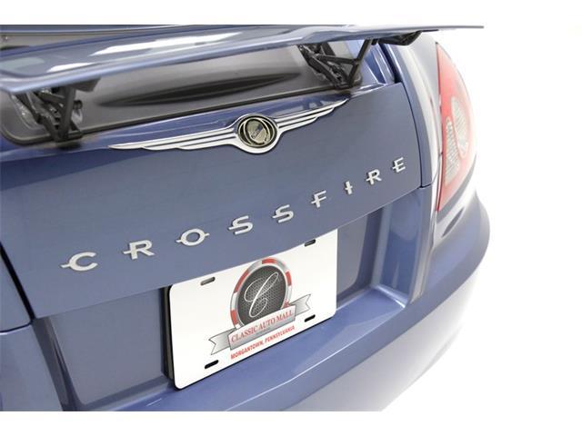 2005 Chrysler Crossfire (CC-1383785) for sale in Morgantown, Pennsylvania