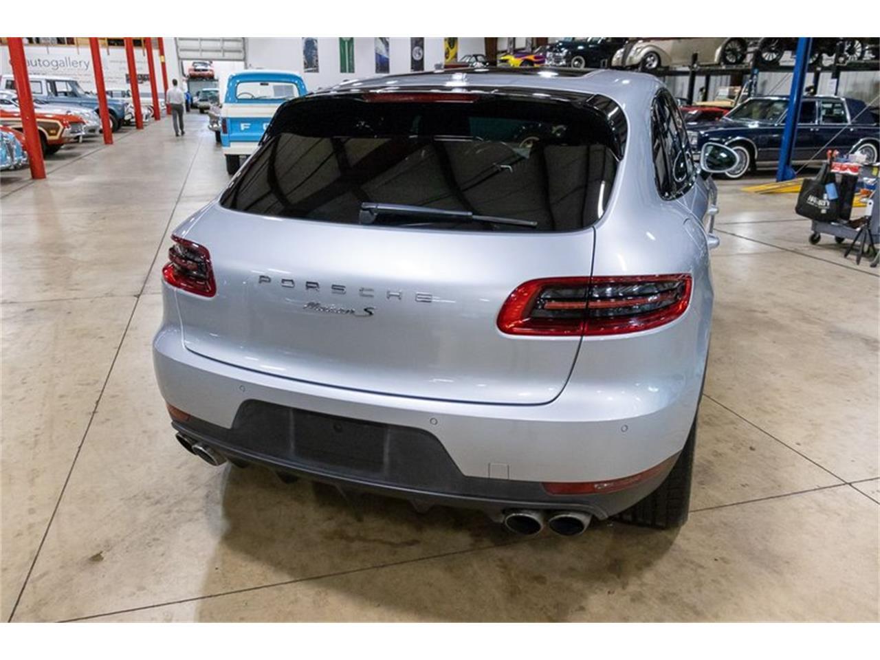 2016 Porsche Macan (CC-1383786) for sale in Kentwood, Michigan