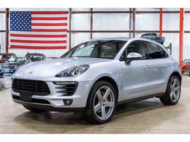 2016 Porsche Macan (CC-1383786) for sale in Kentwood, Michigan