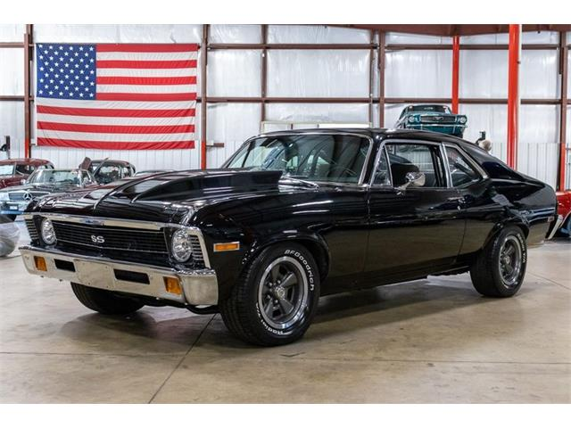 1972 Chevrolet Nova (CC-1383788) for sale in Kentwood, Michigan