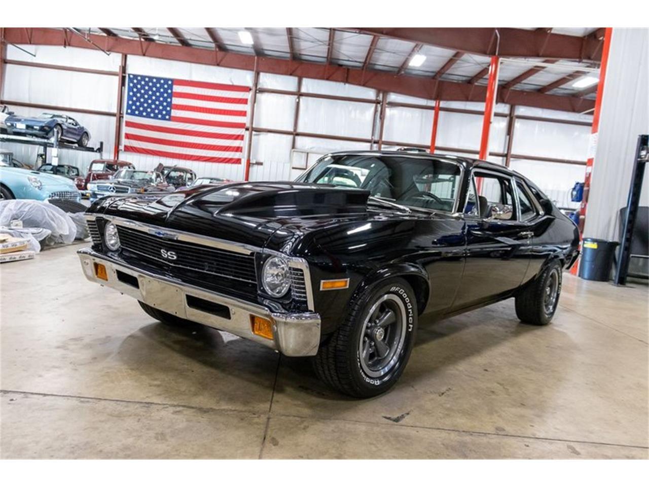 1972 Chevrolet Nova (CC-1383788) for sale in Kentwood, Michigan
