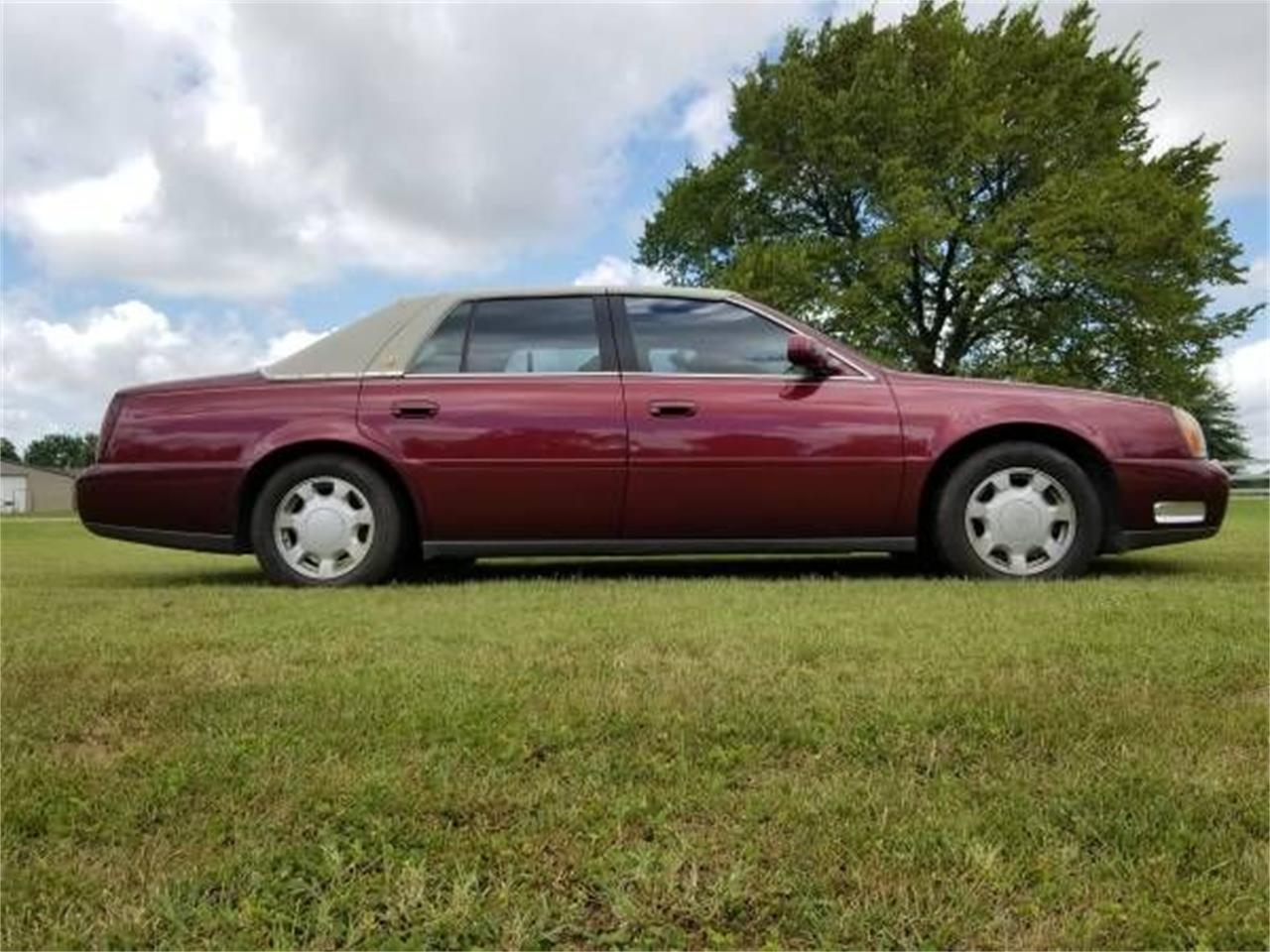 2000 Cadillac DeVille (CC-1380380) for sale in Cadillac, Michigan