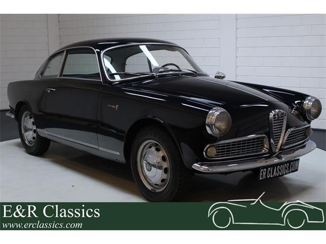 1958 Alfa Romeo Giulietta Sprint (CC-1380383) for sale in Waalwijk, Noord-Brabant