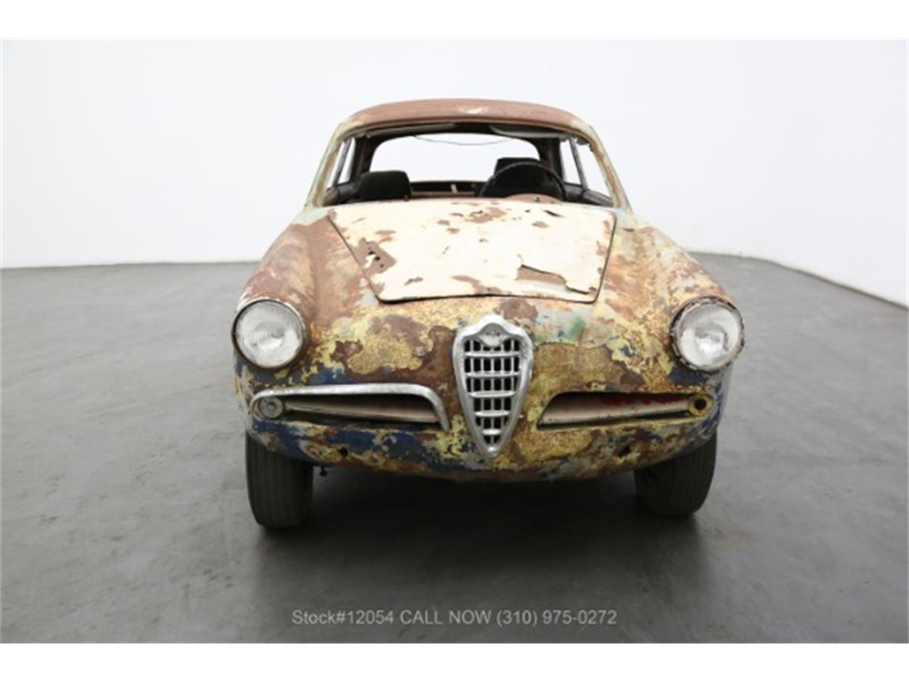 1958 Alfa Romeo Giulietta Sprint (CC-1383835) for sale in Beverly Hills, California