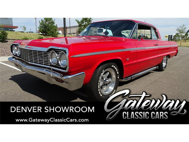 1964 Chevrolet Impala (CC-1383856) for sale in O'Fallon, Illinois