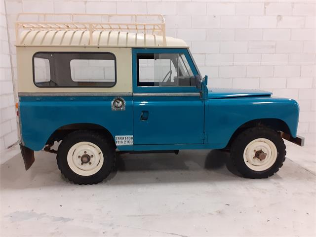 1979 Land Rover Series III (CC-1380387) for sale in Malaga, Malaga
