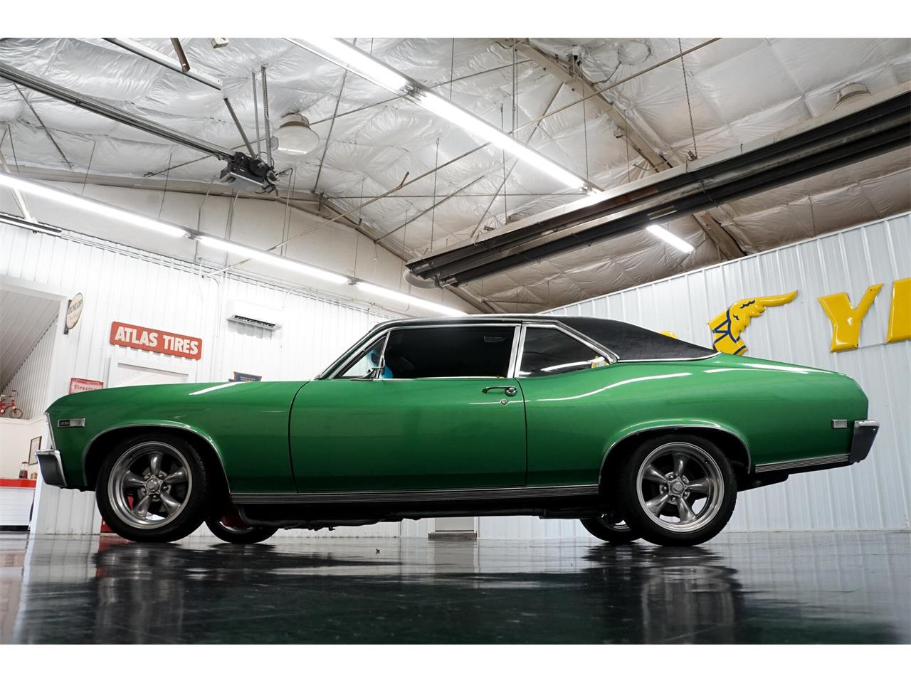 1968 Chevrolet Nova (CC-1383873) for sale in Homer City, Pennsylvania
