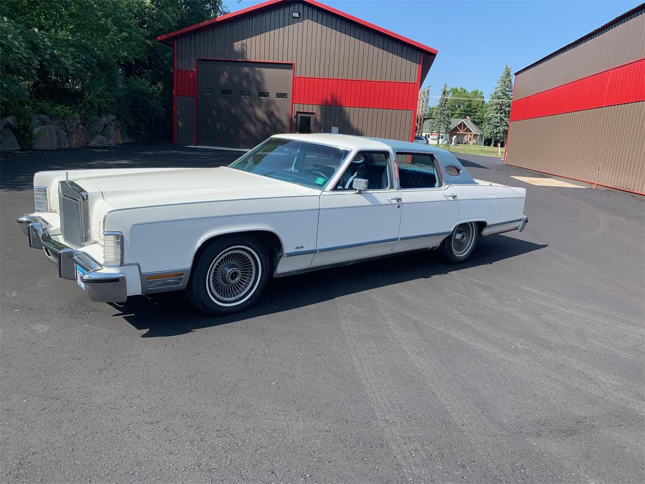 1978 Lincoln Town Car (CC-1383876) for sale in Annandale, Minnesota