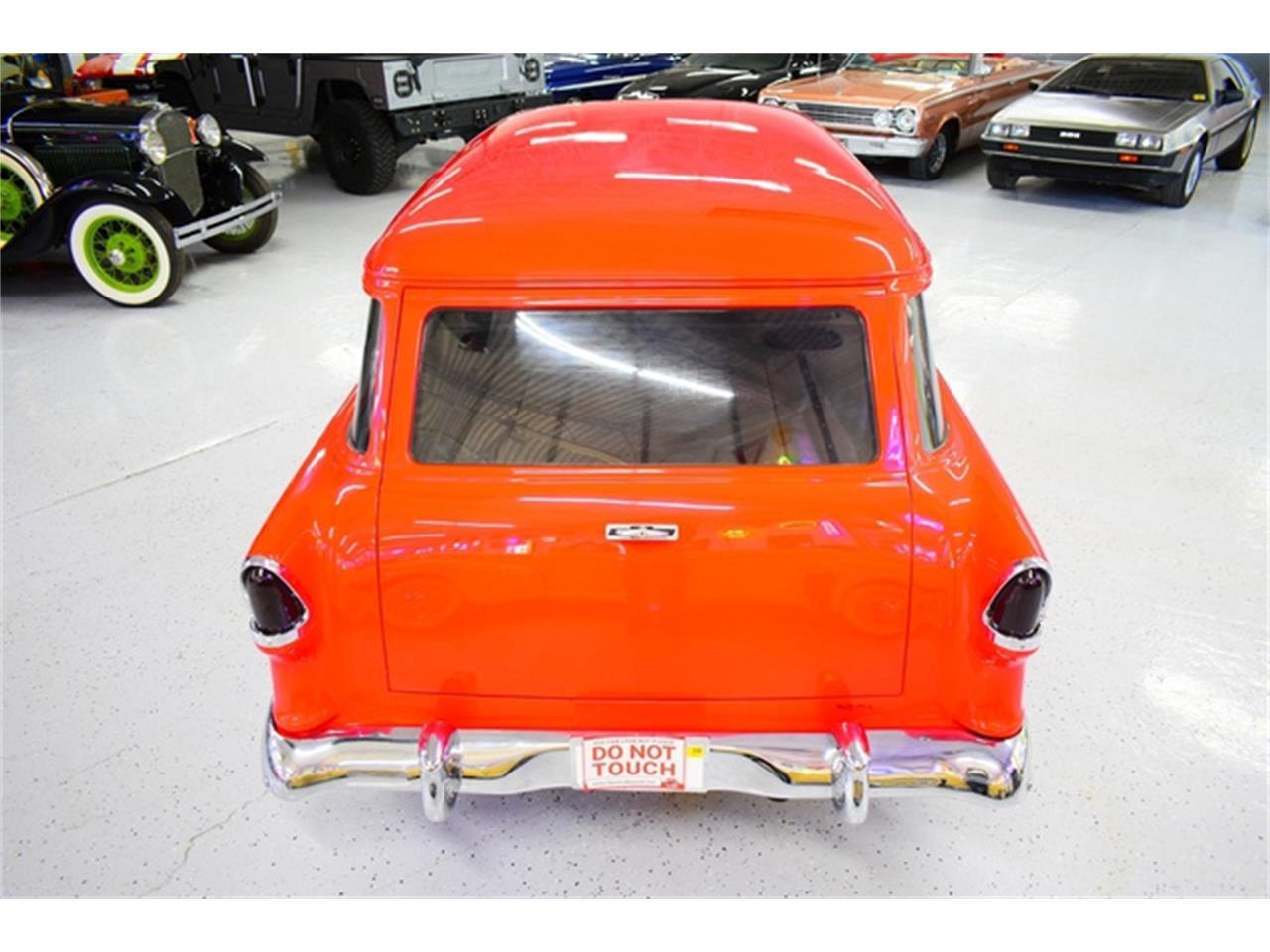 1955 Chevrolet Station Wagon (CC-1383888) for sale in Wayne, Michigan