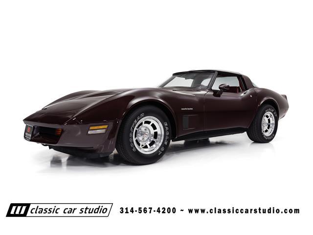 1982 Chevrolet Corvette (CC-1380389) for sale in Saint Louis, Missouri