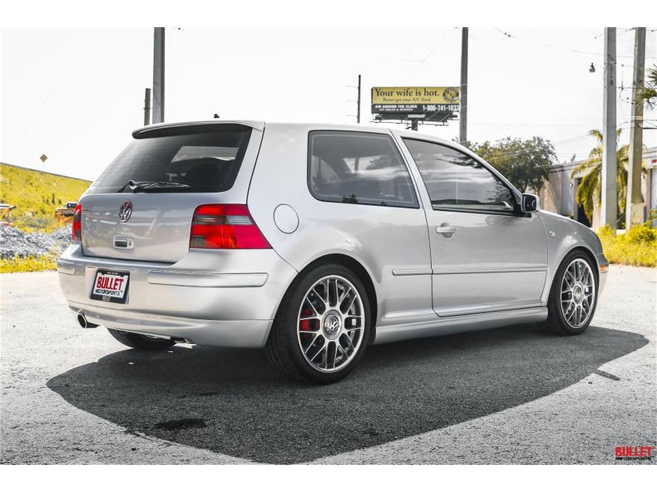 2002 Volkswagen GTI (CC-1383897) for sale in Fort Lauderdale, Florida