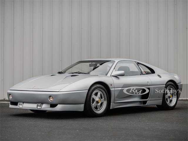 1990 Ferrari 348 (CC-1380039) for sale in Monterey, California