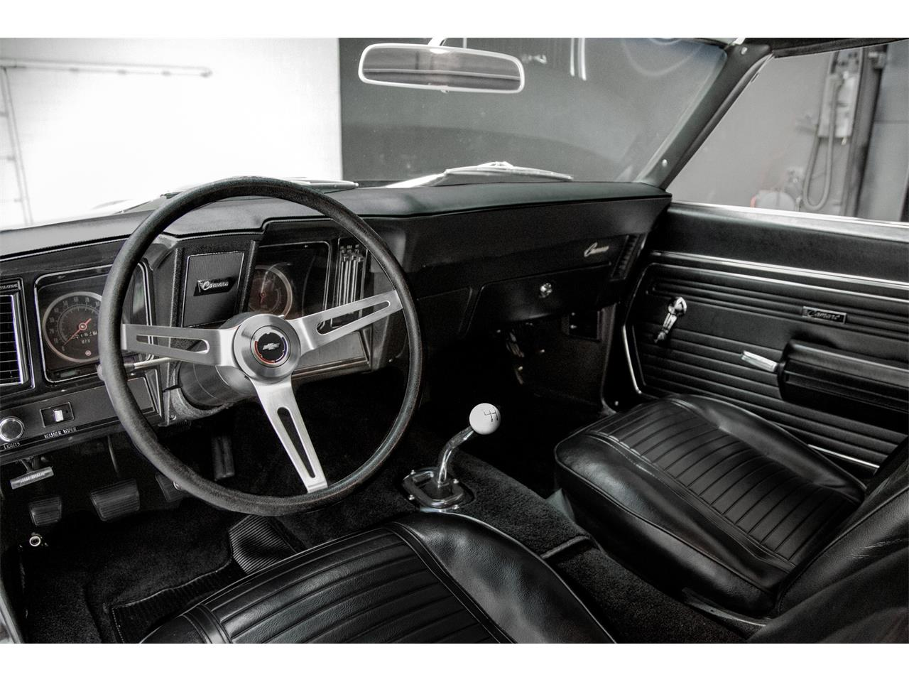 1969 Chevrolet Camaro (CC-1383905) for sale in Des Moines, Iowa
