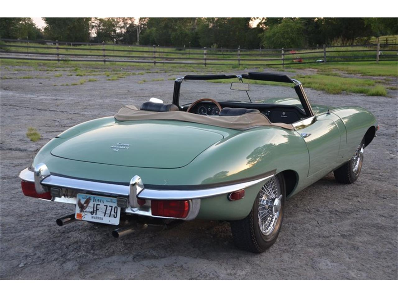 1970 Jaguar XKE (CC-1383909) for sale in Lebanon, Tennessee
