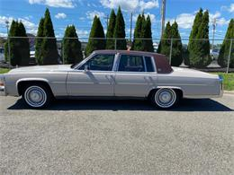 1984 Cadillac Fleetwood (CC-1383915) for sale in Milford City, Connecticut