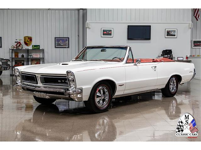 1965 Pontiac GTO (CC-1380394) for sale in Seekonk, Massachusetts